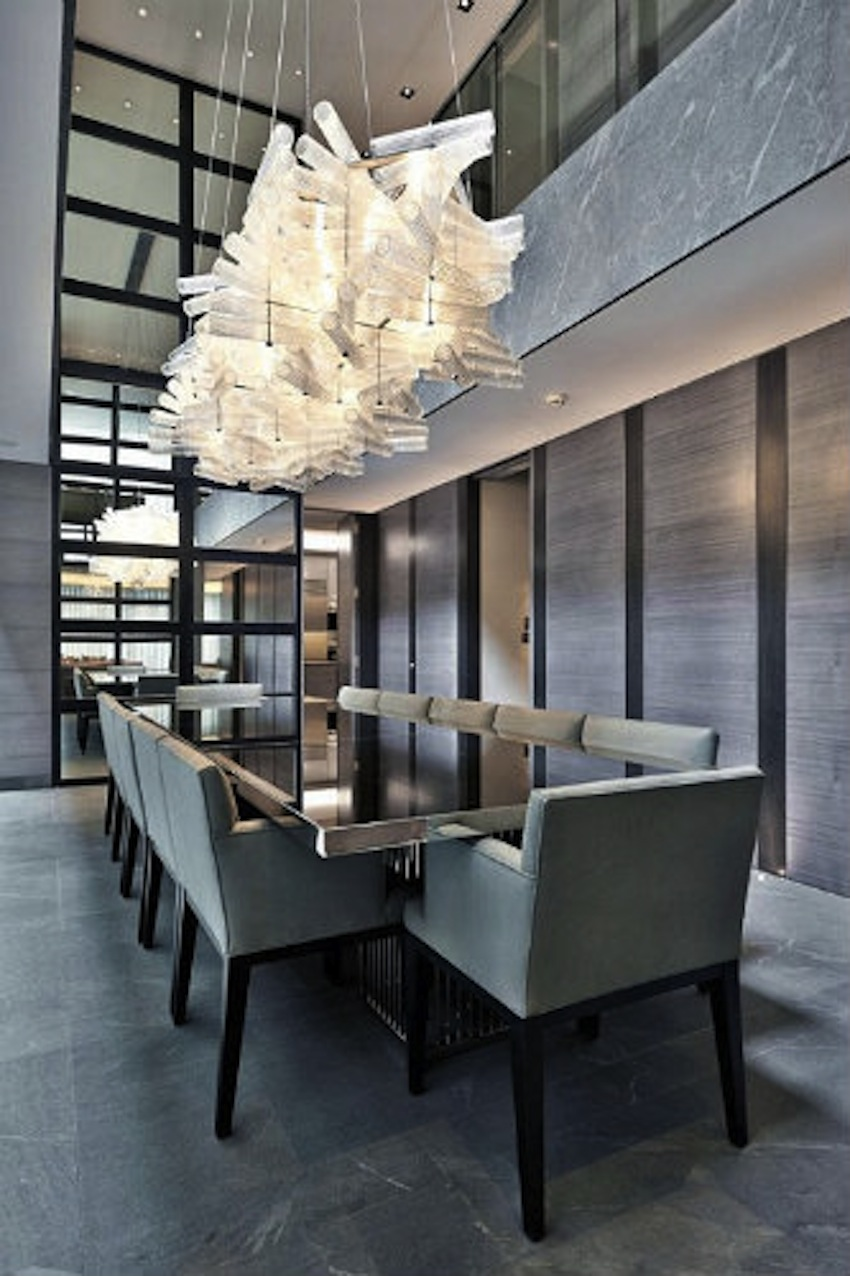 Conference Room Lighting Design: Top 50 Modern Dining Tables To Inspire You