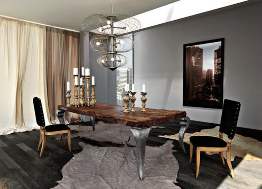 Modern-Dining-Room-Tables-Ideas-7