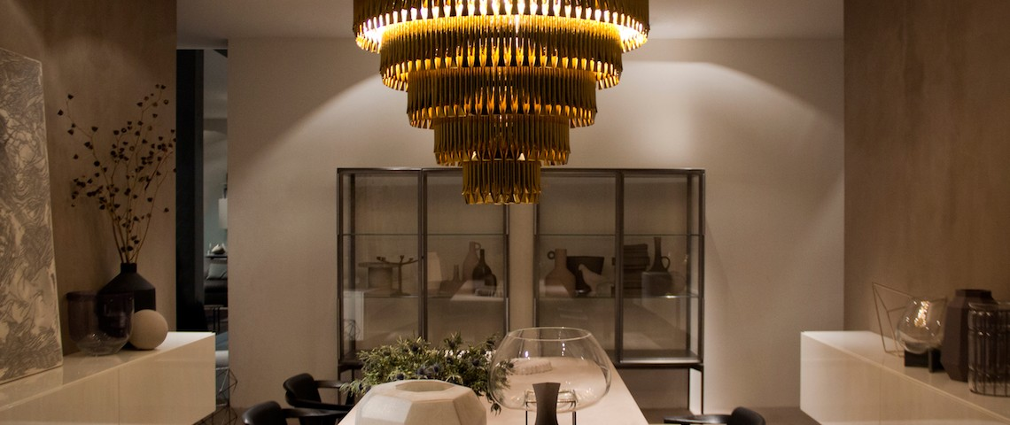 Lighting for dining