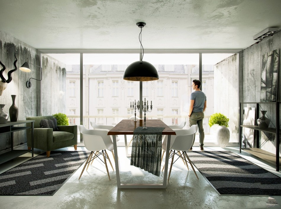 modern dining rooms 10 Modern Dining Rooms for Inspiration 10 Modern Dining Rooms for Inspiration 1