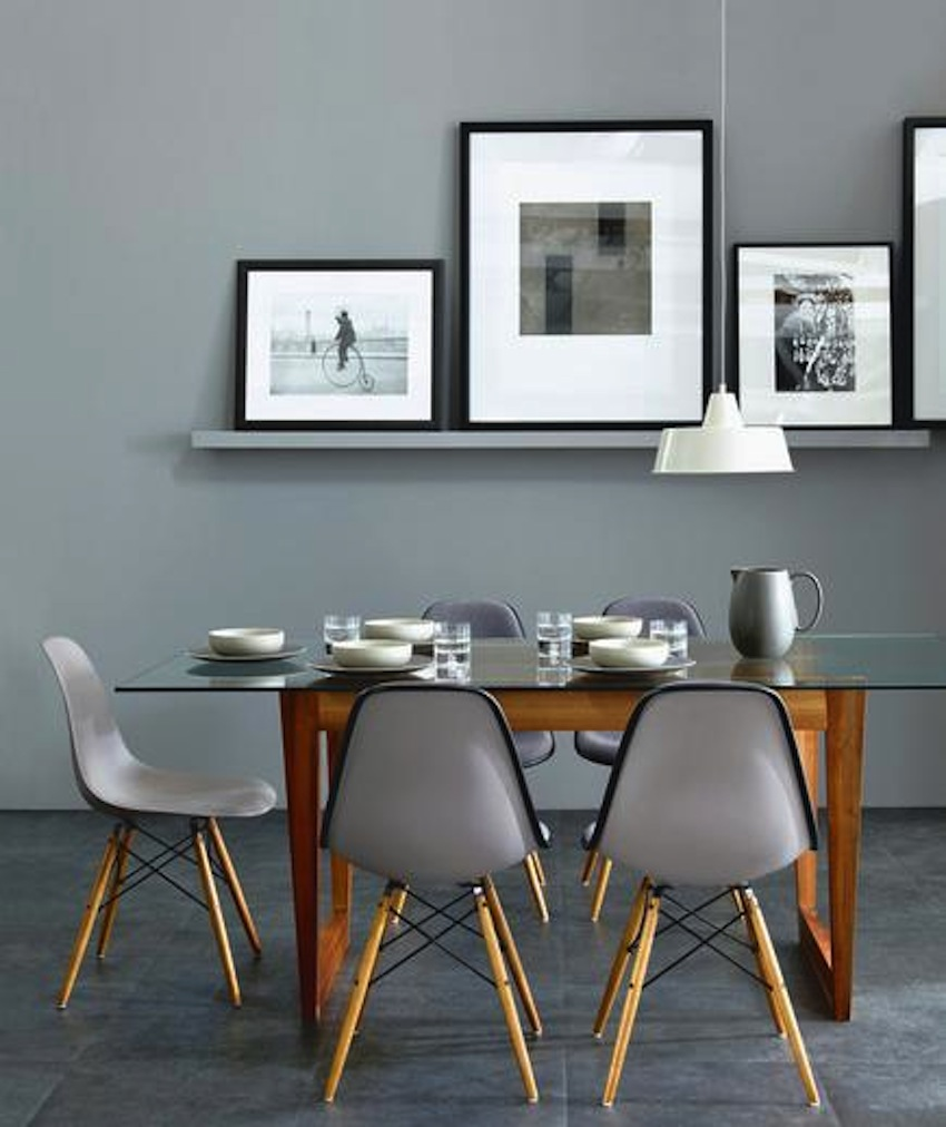 12 elegant ideas for dining rooms for Modern dining room ideas 2016