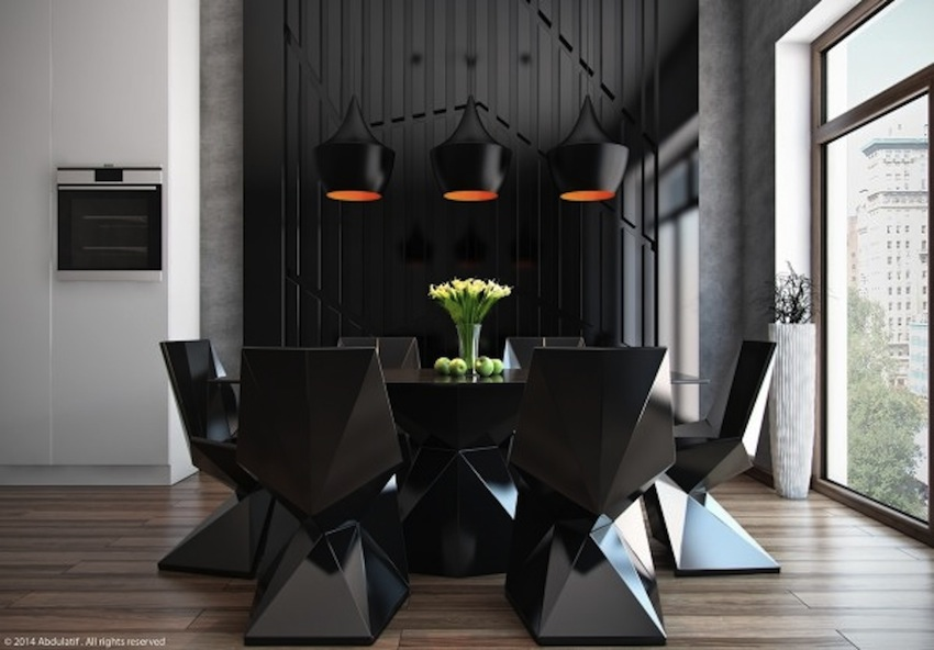 modern dining rooms modern dining rooms 10 Modern Dining Rooms for Inspiration 10 modern dining rooms for inspiration 6