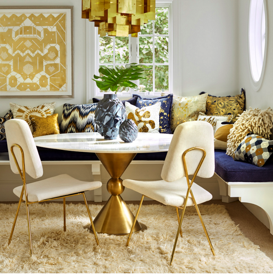 7 Modern Dining Tables by Jonathan Adler. Discover the season's newest designs and inspirations. Visit us at www.moderndiningtables.net #diningtables #homedecorideas #diningroomideas 7 Modern Dining Tables by Jonathan Adler 7 Modern Dining Tables by Jonathan Adler 7 modern dining tables by jonathan adler 3