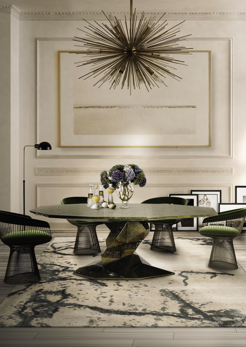 top-10-modern-round-dining-tables-3 dining tables 10 Modern Round Dining Tables top 10 modern round dining tables 3