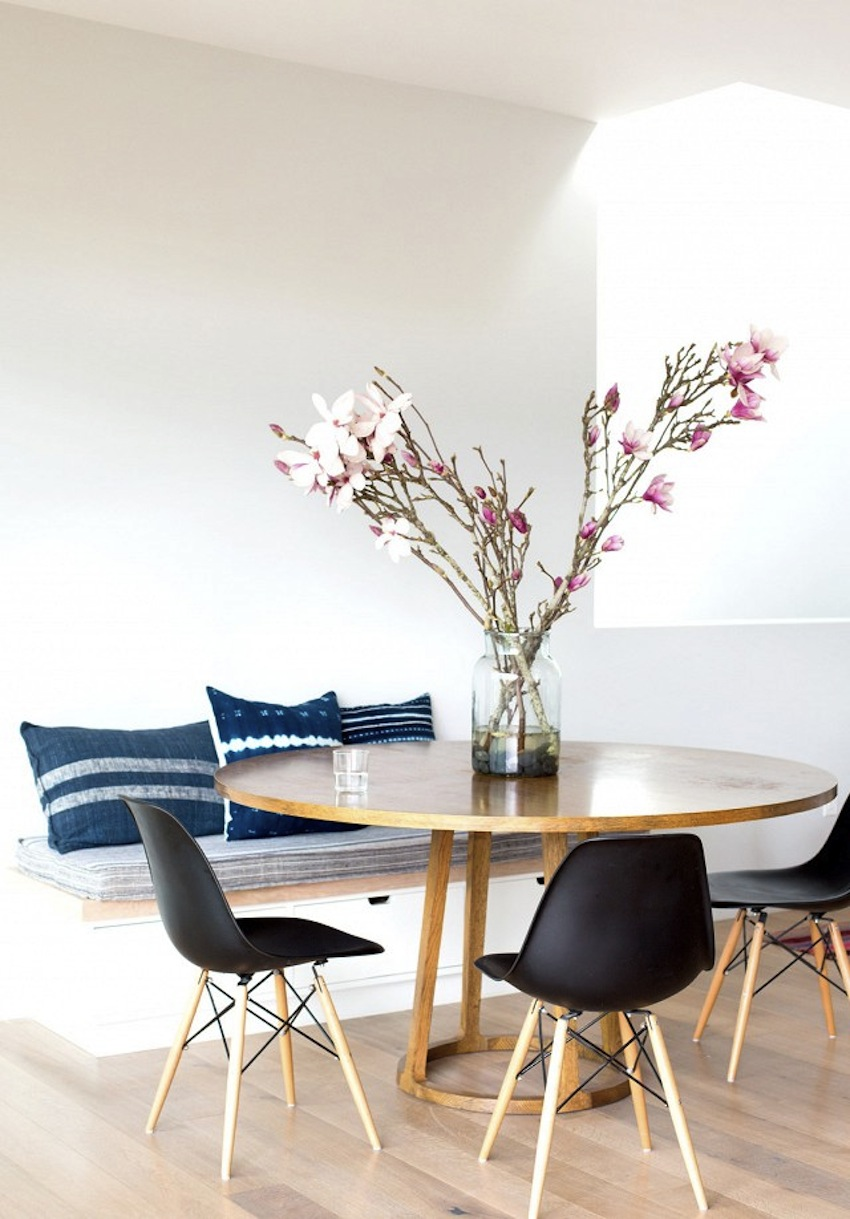 Top 10 modern round dining tables for Modern round dining table