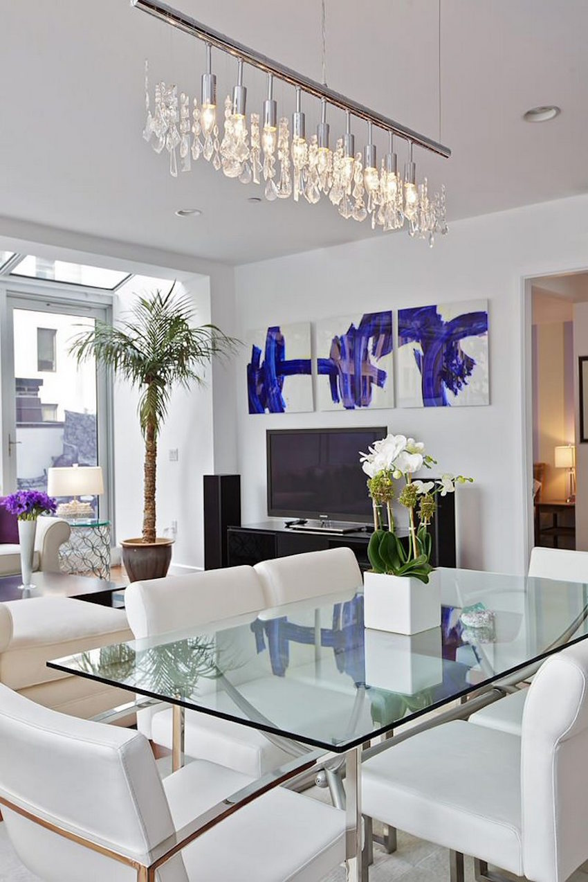 10 incredible dining room ideas that will fascinate you Images of modern dining rooms