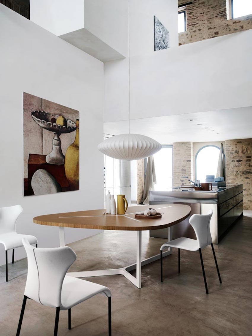 10 awesome modern dining table ideas that you will adore for Dining table ideas