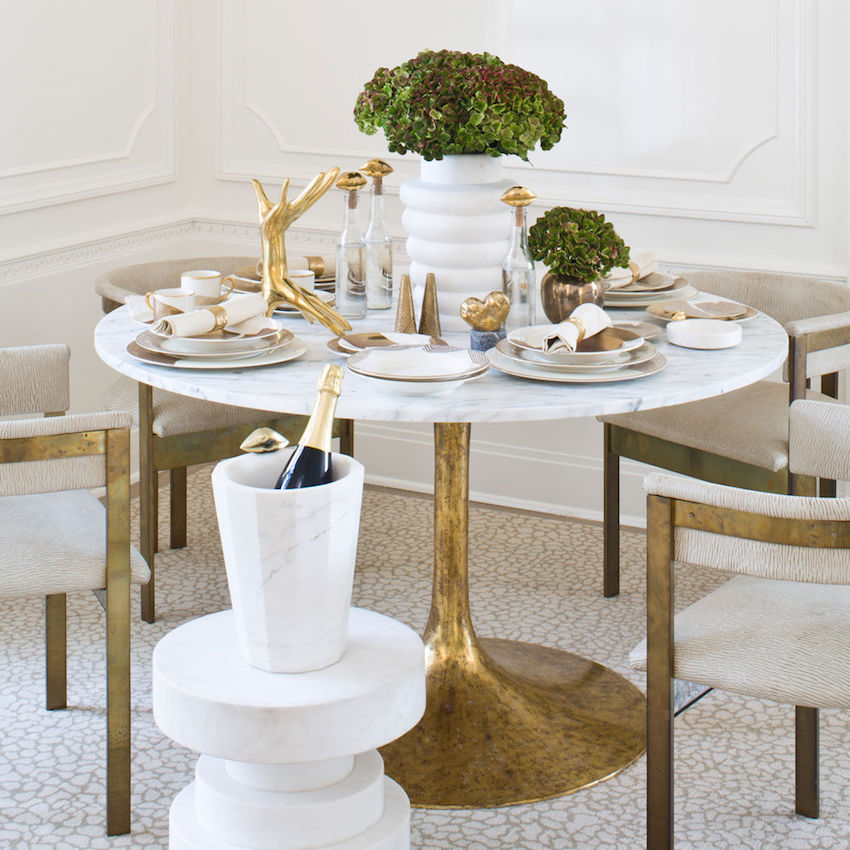 10 Awesome Modern Dining Table Ideas That You Will Adore