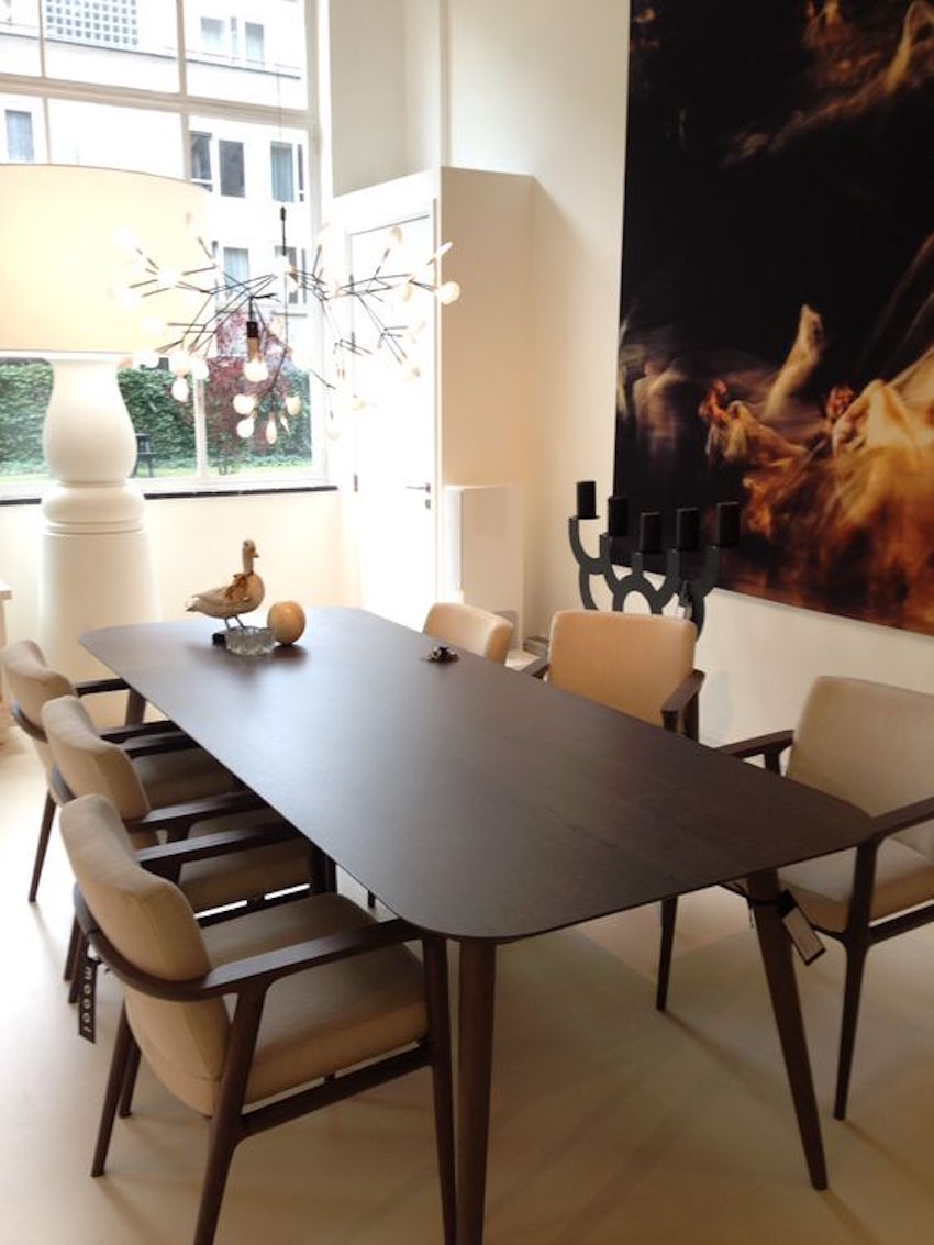 10 awesome modern dining table ideas that you will adore for Modern dining area ideas
