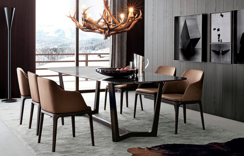 10 Awesome Modern Dining Room Sets That You Will Adore ➤ Discover the season's newest designs and inspirations. Visit us at www.moderndiningtables.net #diningtables #homedecorideas #diningroomideas @ModDiningTables dining room sets 10 Awesome Modern Dining Room Sets That You Will Adore 10 Dining Room Sets to Inspire You 1