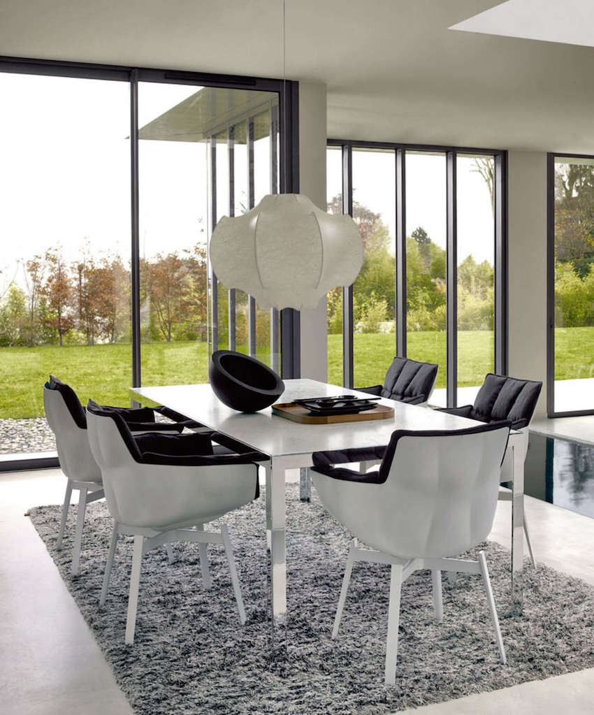 10 Awesome Modern Dining Room Sets That You Will Adore ➤ Discover the season's newest designs and inspirations. Visit us at www.moderndiningtables.net #diningtables #homedecorideas #diningroomideas @ModDiningTables dining room sets 10 Awesome Modern Dining Room Sets That You Will Adore 10 Dining Room Sets to Inspire You 8