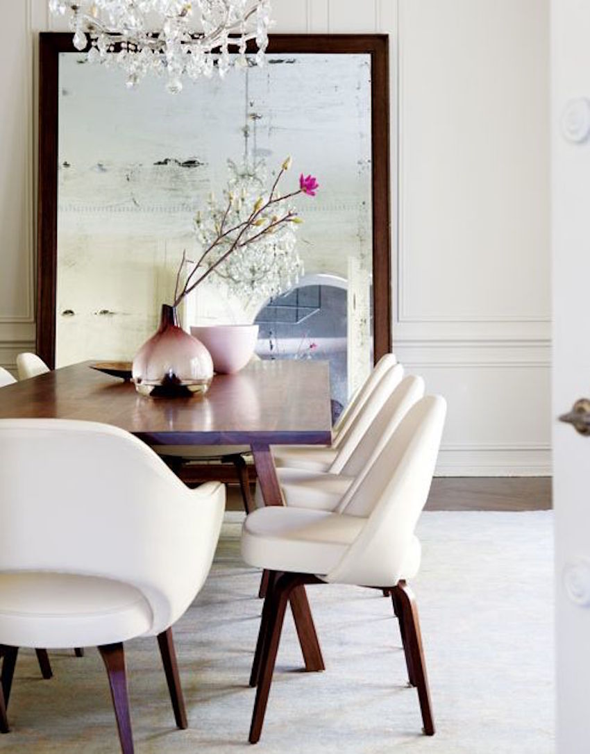 10 modern white dining room sets that will delight you for White dining room furniture