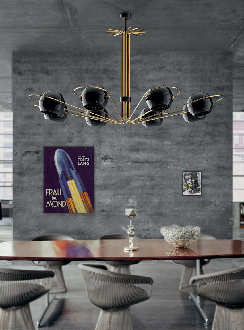 10 Spectacular Modern Dining Room Sets to Inspire You on This Weekend 1