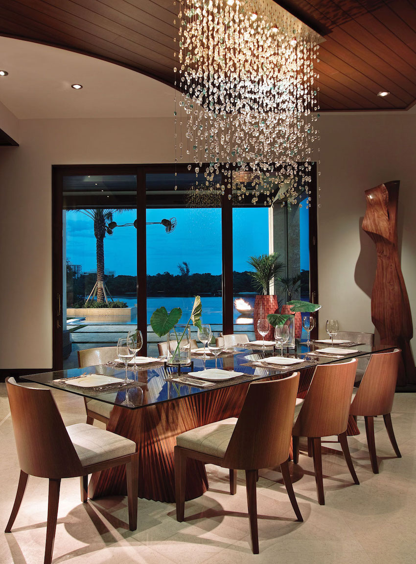 10 Spectacular Modern Dining Room Sets To Inspire You On