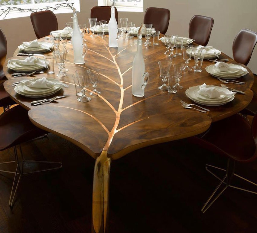 10 Unique Wooden Dining Tables That Will Leave You Astonished ➤ Discover the season's newest designs and inspirations. Visit us at www.moderndiningtables.net #diningtables #homedecorideas #diningroomideas @ModDiningTables wooden dining tables 10 Unique Wooden Dining Tables That Will Leave You Astonished 10 Unique Wooden Dining Tables That Will Leave You Astonished 7