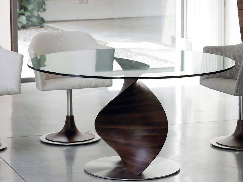 10 Unique Wooden Dining Tables That Will Leave You Astonished ➤ Discover the season's newest designs and inspirations. Visit us at www.moderndiningtables.net #diningtables #homedecorideas #diningroomideas @ModDiningTables wooden dining tables 10 Unique Wooden Dining Tables That Will Leave You Astonished 10 Unique Wooden Dining Tables That Will Leave You Astonished 9