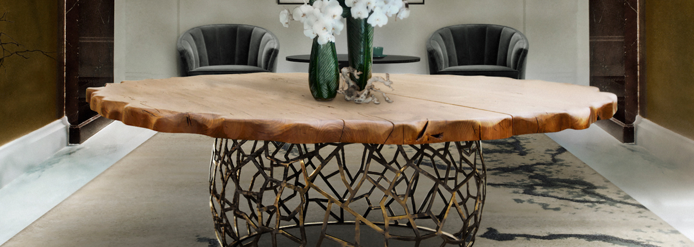 15 Astounding Oval Dining Table for Your