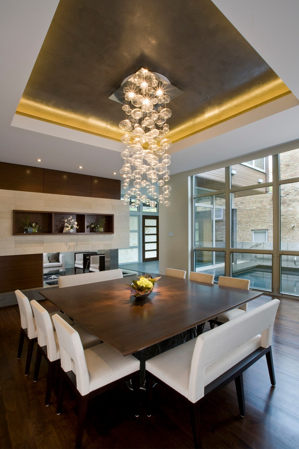 10 Splendid Square Dining Table Ideas for a Modern Dining Room