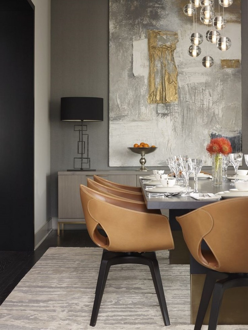 10 Astonishing Modern Dining Room Sets. Discover the season's newest designs and inspirations. Visit us at www.moderndiningtables.net #diningtables #homedecorideas #diningroomideas modern dining room sets 10 Astonishing Modern Dining Room Sets Astonishing Modern Dining Room Sets 3