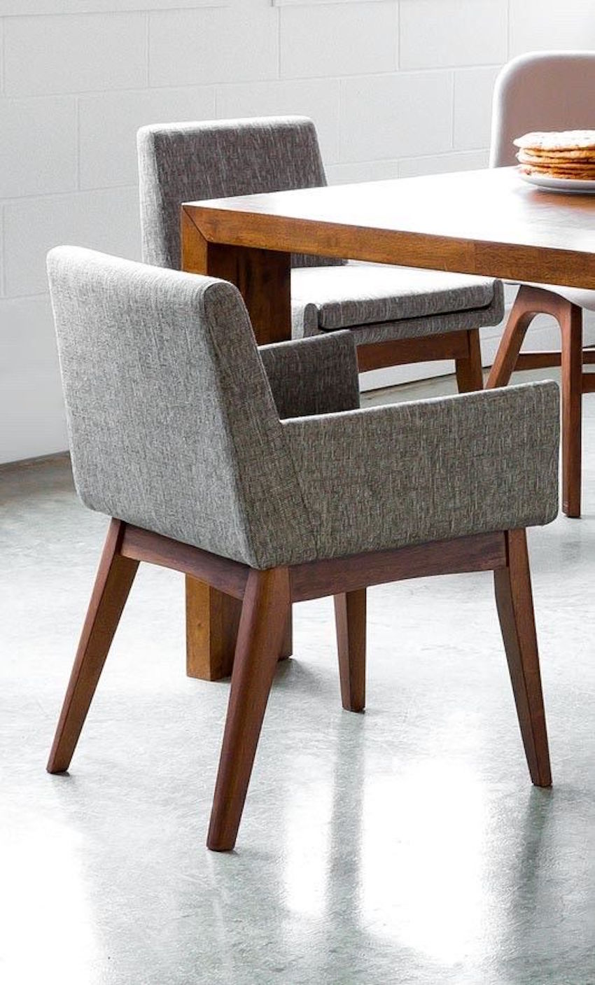 10 astonishing modern dining room sets for Modern dining room chairs