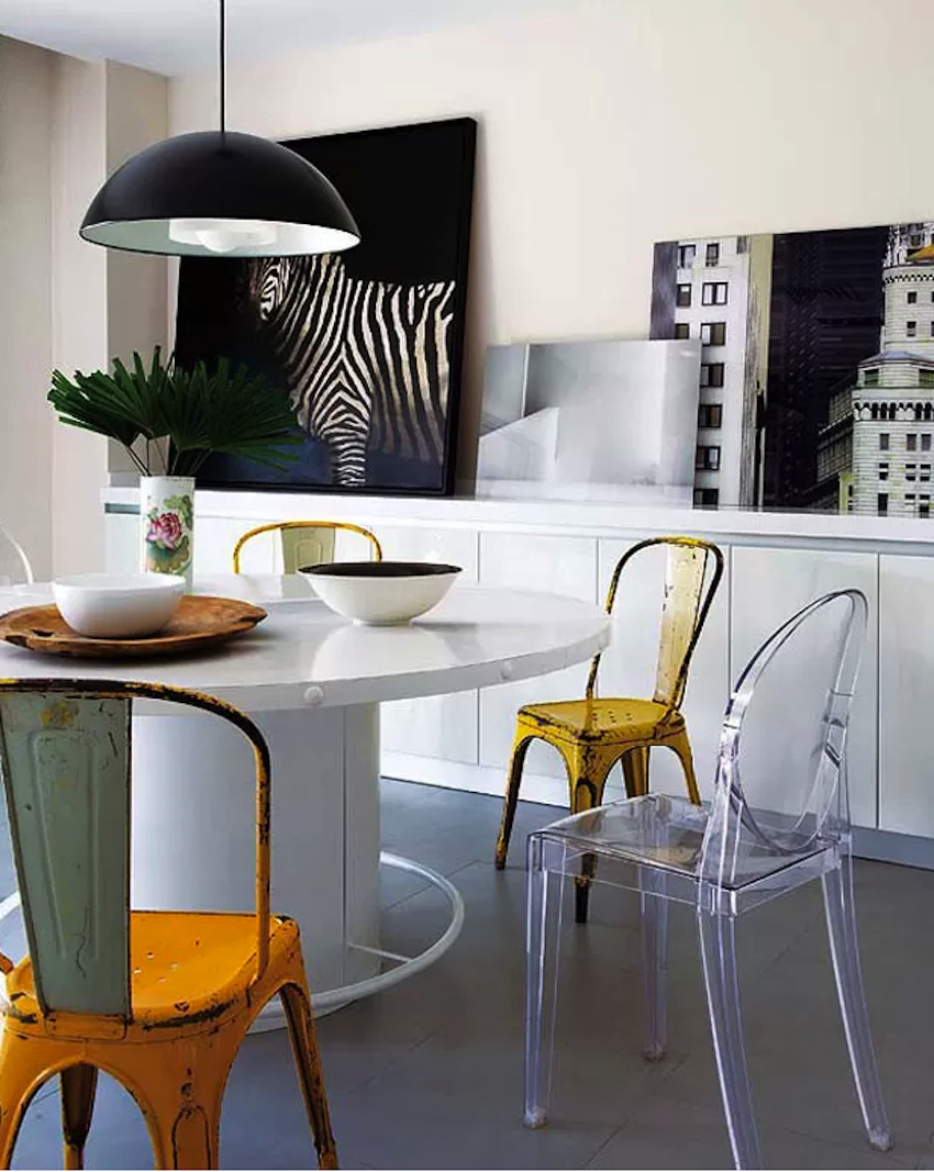 Dining Room Ideas with Modern Dining Chairs by Philippe Starck. Discover the season's newest designs and inspirations. Visit us at www.moderndiningtables.net #diningtables #homedecorideas #diningroomideas dining room ideas 10 Dining Room Ideas with Modern Dining Chairs by Philippe Starck Dining Room Ideas with Modern Dining Chairs by Philippe Starck 6 1