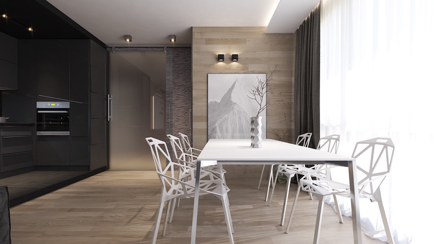 10 Fabulous White and Wood Dining Room Ideas to Inspire You Today ➤ Discover the season's newest designs and inspirations. Visit us at www.moderndiningtables.net #diningtables #homedecorideas #diningroomideas @ModDiningTables