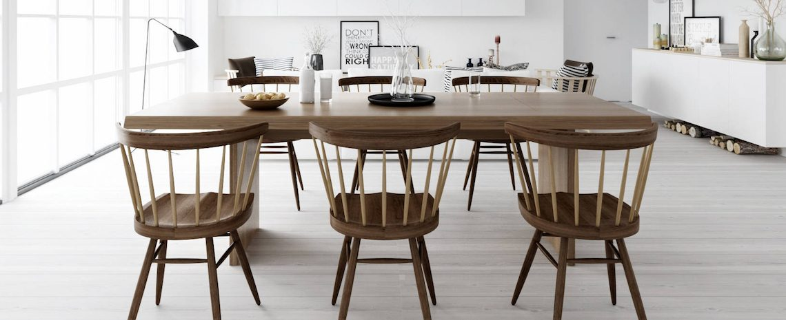 10 Fabulous White and Wood Dining Room Ideas to Inspire You Today
