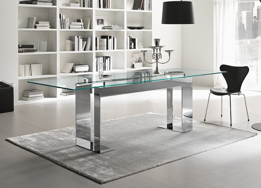 10 Marvelous Modern Glass Dining Tables to Inspire You Today ➤ Discover the season's newest designs and inspirations. Visit us at www.moderndiningtables.net #diningtables #homedecorideas #diningroomideas @ModDiningTables modern glass dining tables 10 Marvelous Modern Glass Dining Tables to Inspire You Today 10 Marvelous Glass Dining Table Ideas to Inspire You Today 7