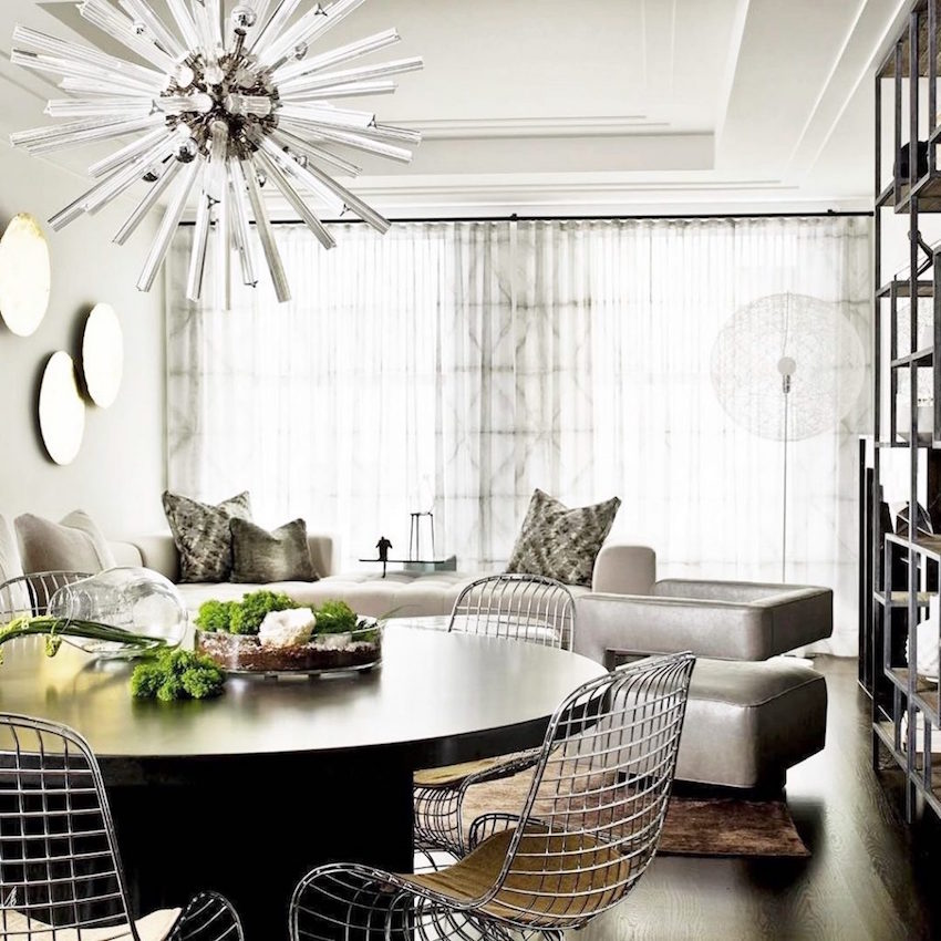 10 Spectacular Dining Room Set Ideas That You Will Covet ➤ Discover the season's newest designs and inspirations. Visit us at www.moderndiningtables.net #diningtables #homedecorideas #diningroomideas @ModDiningTables