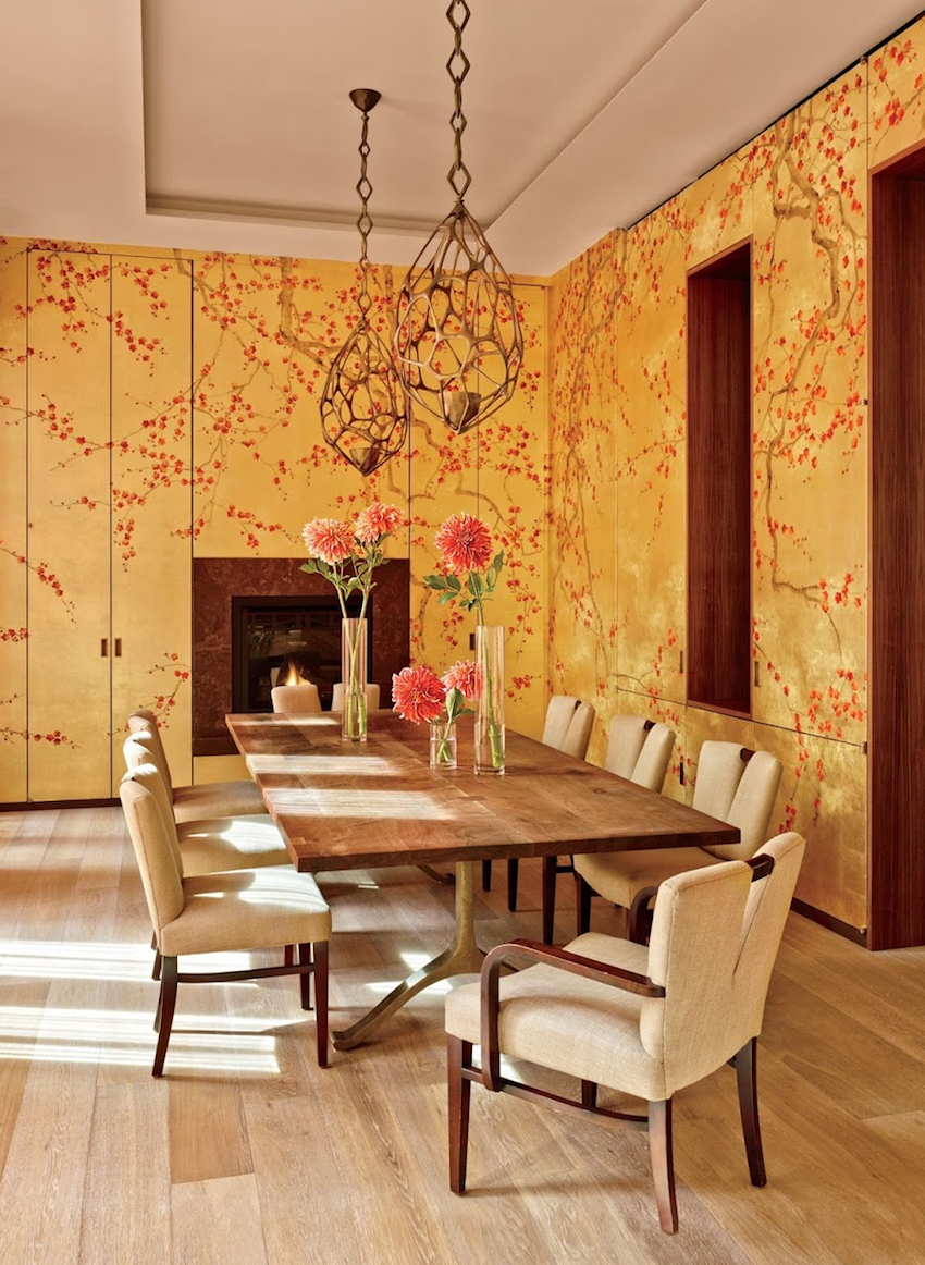 10 amazing tips to make your dining room more inviting for Modern dining room 2016