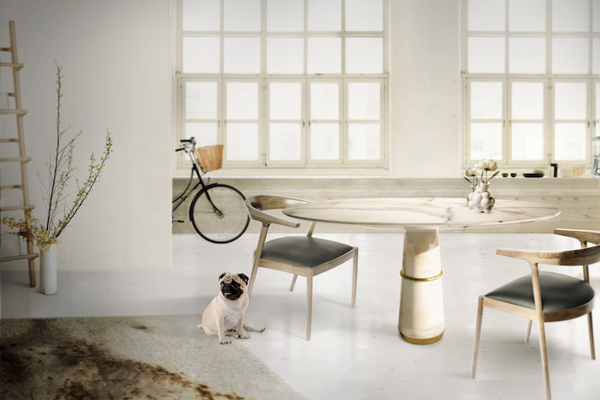 10 Remarkable Dining Tables That Will Steal Your Neighbors' Attention ➤ Discover the season's newest designs and inspirations. Visit us at www.moderndiningtables.net #diningtables #homedecorideas #diningroomideas @ModDiningTables