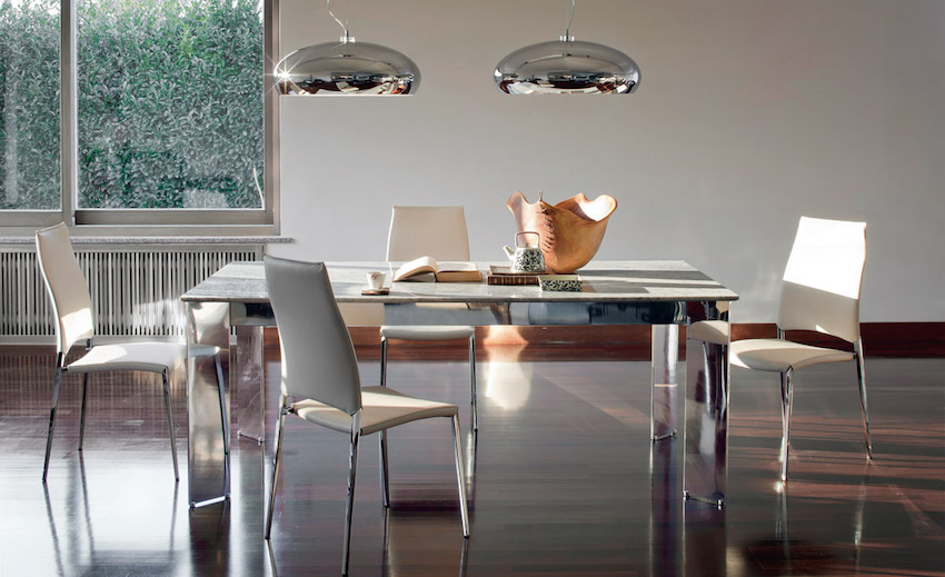 10 Remarkable Dining Table Ideas That Will Steal Your Neighbors' Attention ➤ Discover the season's newest designs and inspirations. Visit us at www.moderndiningtables.net #diningtables #homedecorideas #diningroomideas @ModDiningTables dining tables 10 Remarkable Dining Tables That Will Steal Your Neighbors' Attention 10 Remarkable Dining Table Ideas That Will Steal Your Neighbors    Attention 9