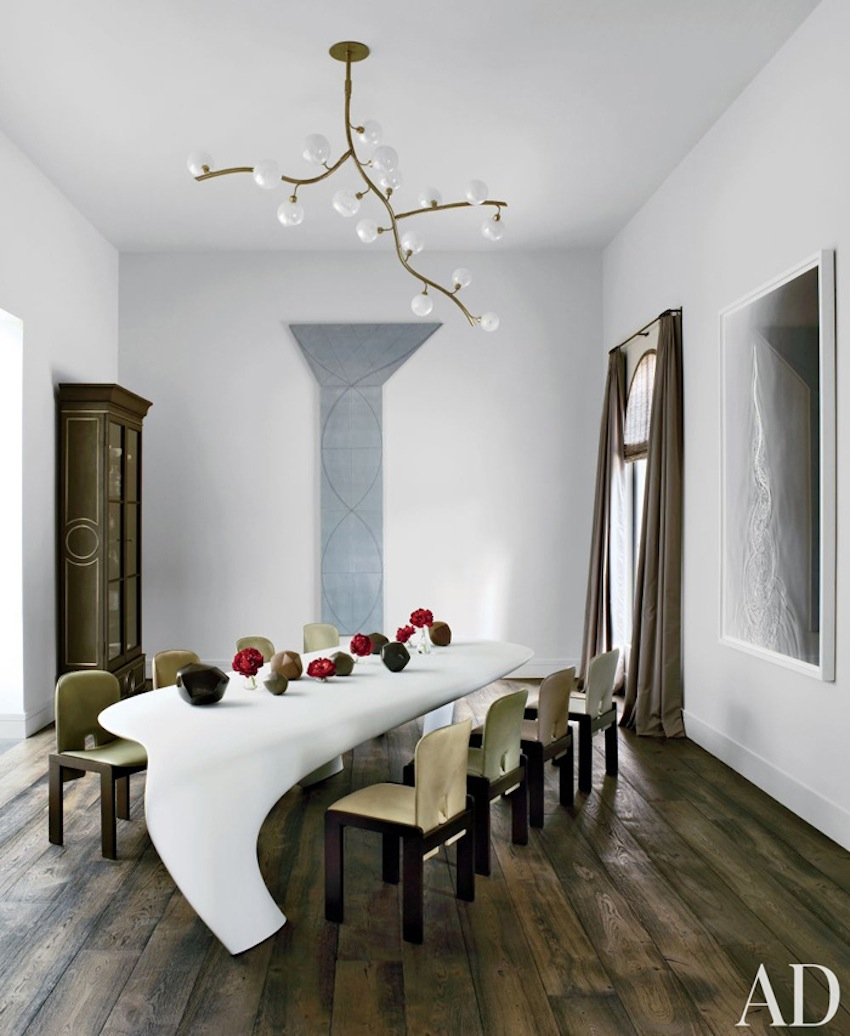 10 Amazing Dining Room Ideas to Make Your Home Look Trendy ➤ Discover the season's newest designs and inspirations. Visit us at www.moderndiningtables.net #diningtables #homedecorideas #diningroomideas @ModDiningTables
