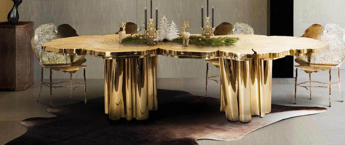 5 Golden Rules for Choosing the Perfect Dining Room Rug ➤ Discover the season's newest designs and inspirations. Visit us at www.moderndiningtables.net #diningtables #homedecorideas #diningroomideas @ModDiningTables