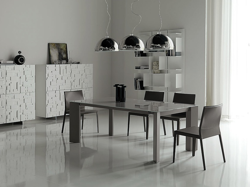 Keeping It Simple: Timeless Minimalist Dining Room Ideas ➤ Discover the season's newest designs and inspirations. Visit us at www.moderndiningtables.net #diningtables #homedecorideas #diningroomideas @ModDiningTables minimalist dining room ideas Keeping It Simple: Timeless Minimalist Dining Room Ideas Keeping It Simple Timeless Minimalist Dining Rooms 3
