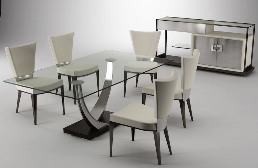 Pamper Your Home With These Stunning Modern Dining Tables ➤ Discover the season's newest designs and inspirations. Visit us at www.moderndiningtables.net #diningtables #homedecorideas #diningroomideas @ModDiningTables modern dining tables Pamper Your Home With These Stunning Modern Dining Tables Pamper Your Home With These Stunning Modern Dining Table Ideas 5