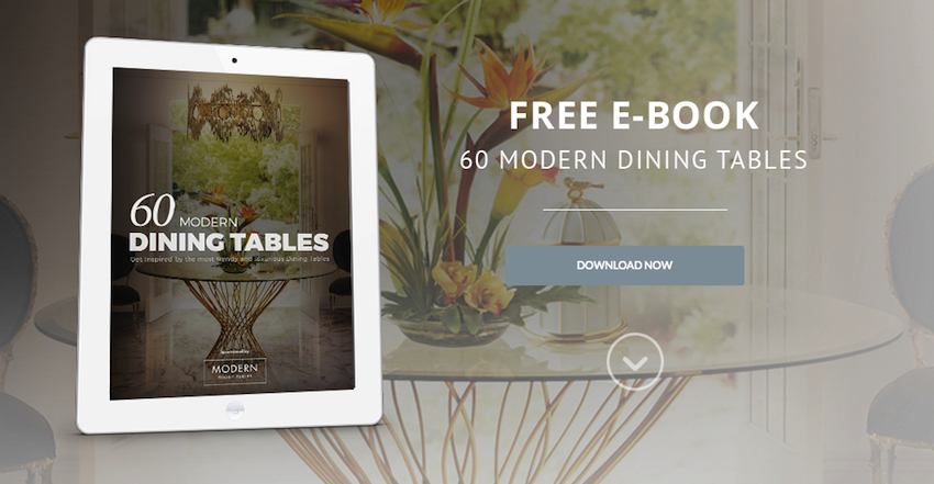 [Free eBook] Get Inspired with these 60 Modern Dining Tables Ideas ➤ Discover the season's newest designs and inspirations. Visit us at www.moderndiningtables.net #diningtables #homedecorideas #diningroomideas @ModDiningTables modern dining tables Amazing Modern Dining Tables to Inspire You (VIDEO) super banner ebook free 60 Modern Dining Tables Ideas