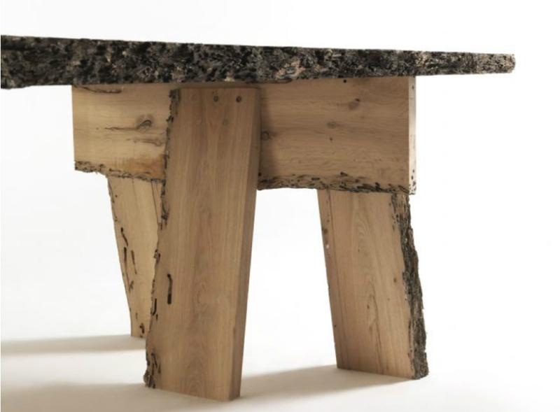 impressive dining table
