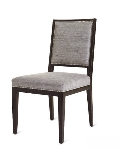 20 Dining Chairs For Your Dining Room : 455 DINING SIDE CHAIR BY A RUDIN from moderndiningtables.net size 400 x 500 jpeg 26kB