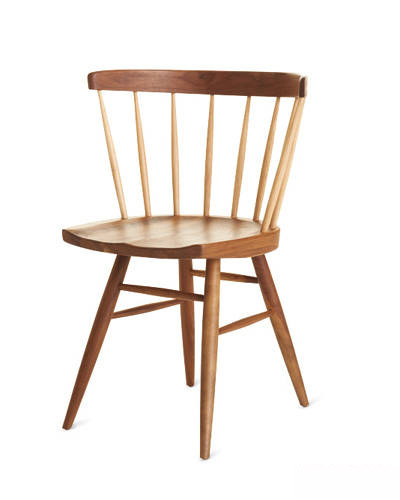 20 Dining Chairs For Your Dining Room : NAKASHIMA STRAIGHT BACKED CHAIR FROM DESIGN WITHIN REACH from moderndiningtables.net size 400 x 500 jpeg 36kB