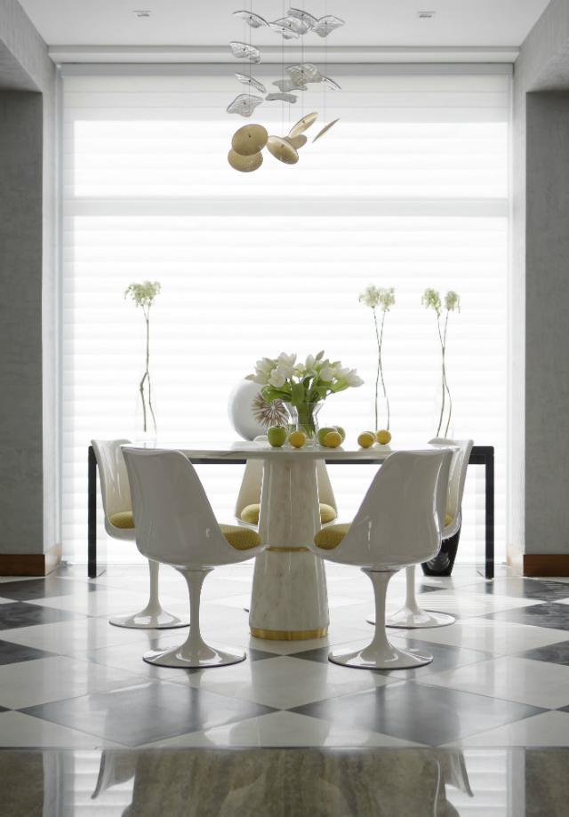 agra-brabbuaaa midcentury Midcentury-Modern Dining Rooms agra brabbuaaa
