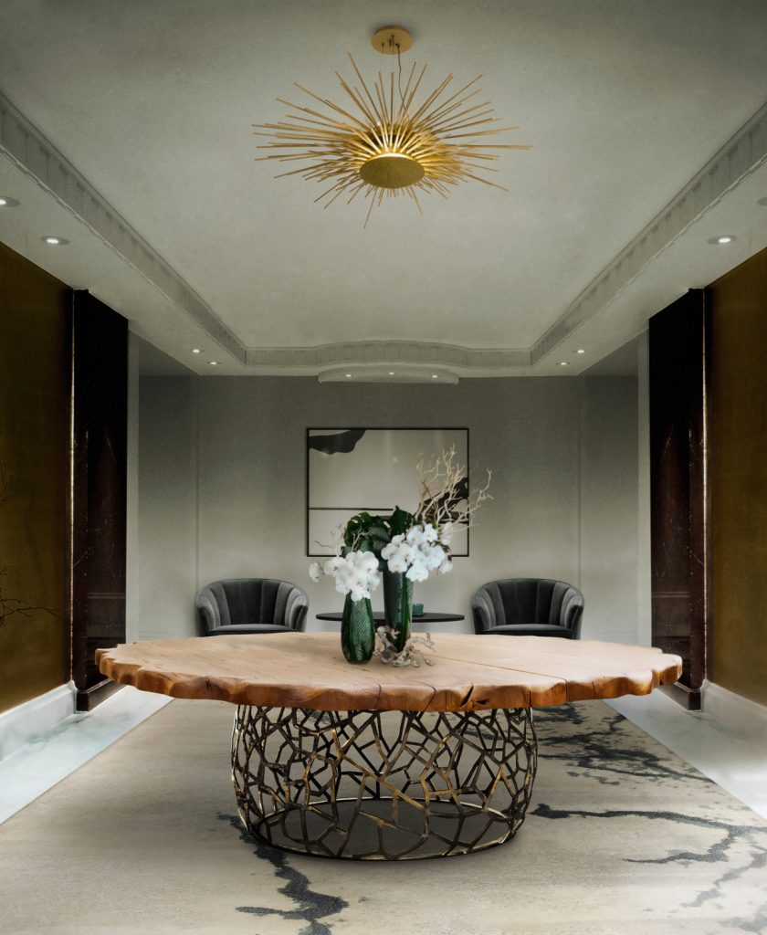 apis dining table 14 Modern Dining Tables To Be Inspired By apis