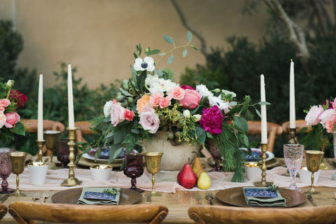 gallery-fall-centerpiece-florals-1 centerpiece 10 Fall Centerpieces for your Dining Room gallery fall centerpiece florals 1 1