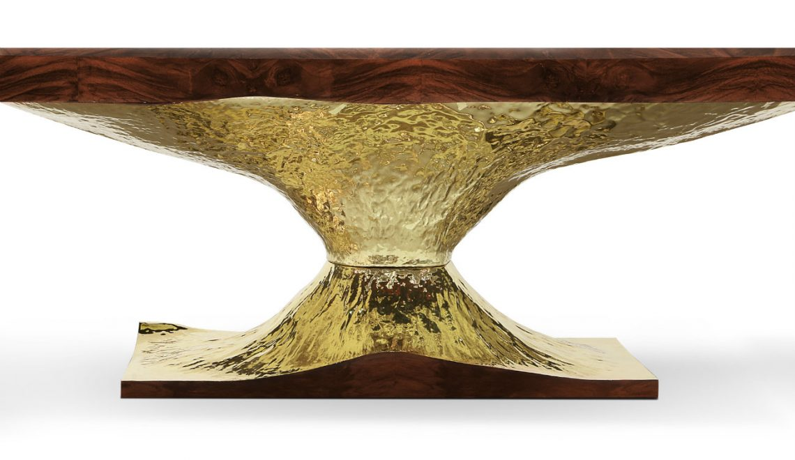 The One and Only Metamorphosis Modern Dining Table
