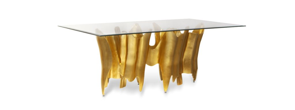obssedia dining table 14 Modern Dining Tables To Be Inspired By obssedia