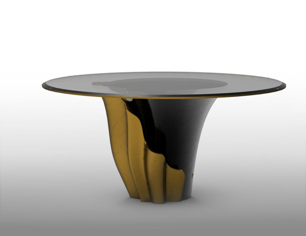 yasmin dining table 14 Modern Dining Tables To Be Inspired By yasmin