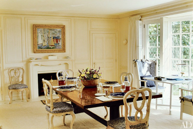 10-stunning-celebrity-dining-rooms-to-be-inspired-by-bunny-mellons-home celebrity dining rooms 10 Fabulous Celebrity Dining Rooms to Be Inspired By 10 Stunning Celebrity Dining Rooms to Be Inspired by Bunny Mellon   s home