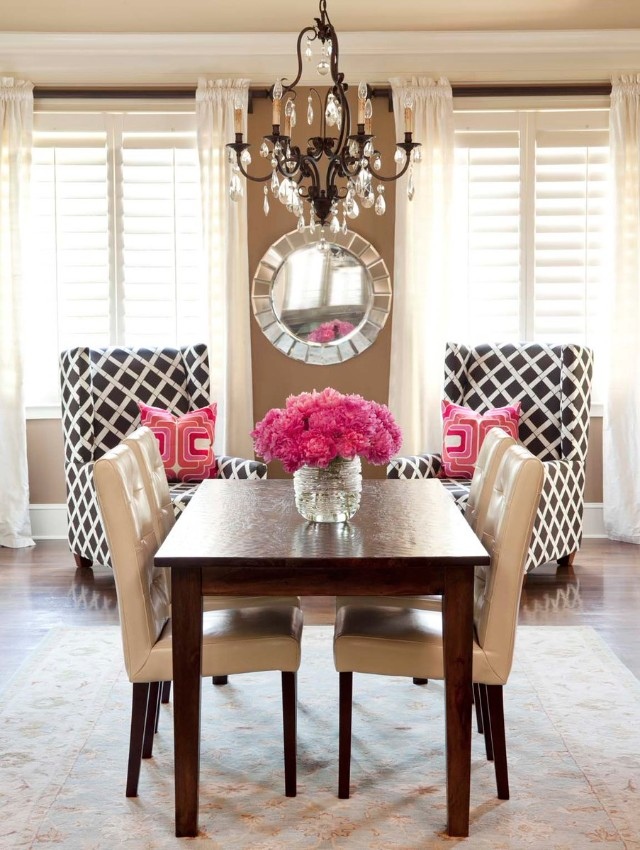 2 tropical Tropical Dining Room Ideas 2 2