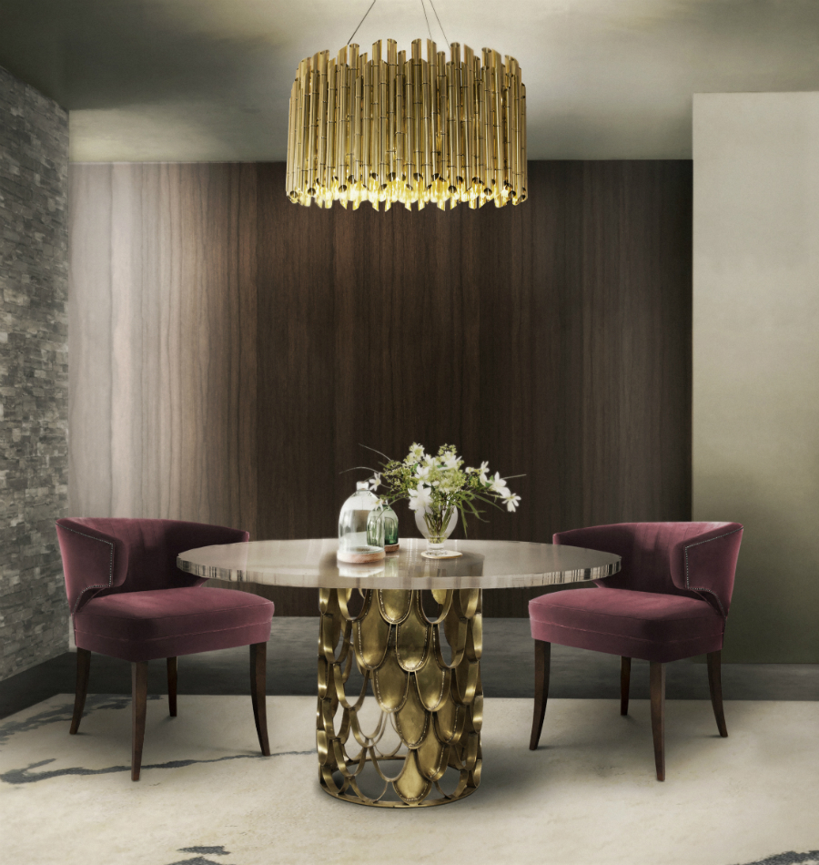 Dining room designs that will inspire you for this fall winter for Dining room designs 2016