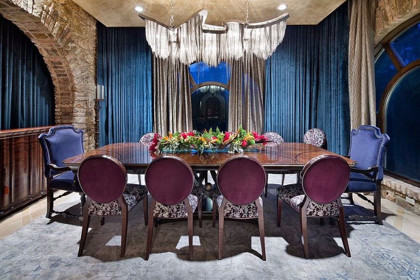 more-restrained-touches-of-moroccan-design-give-the-dining-space-a-stylish-mediterranean-vibe moroccan Give your Dining Room a Moroccan Twist More restrained touches of Moroccan design give the dining space a stylish Mediterranean vibe
